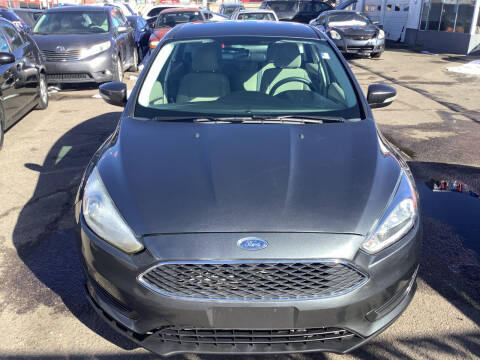 2017 Ford Focus for sale at GPS Motors in Denver CO