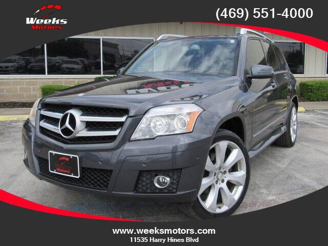 2010 Mercedes-Benz GLK for sale in Dallas, TX