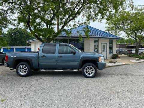 2008 Chevrolet Silverado 1500 for sale at Wallers Auto Sales LLC in Dover OH