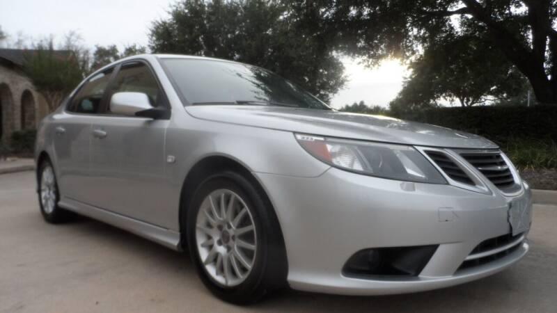 2011 Saab 9-3 for sale at Exhibit Sport Motors in Houston TX