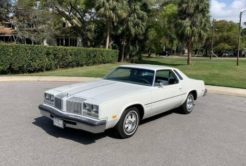 1977 Oldsmobile Cutlass for sale at P J'S AUTO WORLD-CLASSICS in Clearwater FL