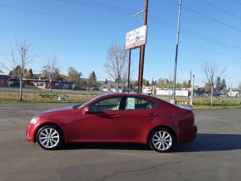 2009 Lexus IS 250 for sale at New Deal Used Cars in Spokane Valley WA