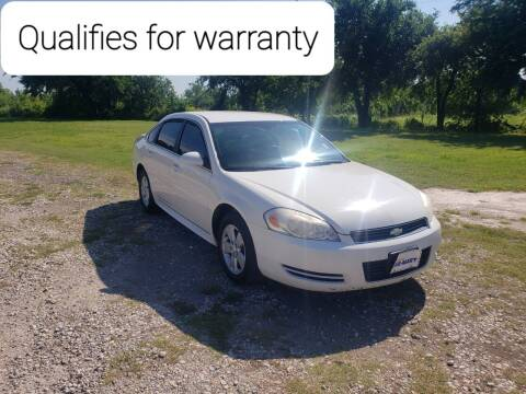 2009 Chevrolet Impala for sale at NOTE CITY AUTO SALES in Oklahoma City OK