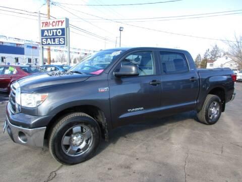 2011 Toyota Tundra for sale at TRI CITY AUTO SALES LLC in Menasha WI