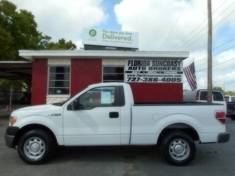 2014 Ford F-150 for sale at Florida Suncoast Auto Brokers in Palm Harbor FL