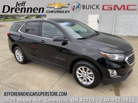 2018 Chevrolet Equinox for sale at Jeff Drennen GM Superstore in Zanesville OH