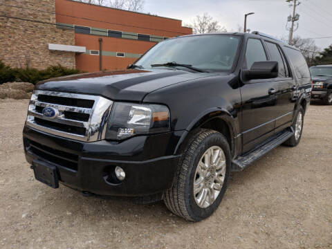 2011 Ford Expedition EL for sale at DILLON LAKE MOTORS LLC in Zanesville OH
