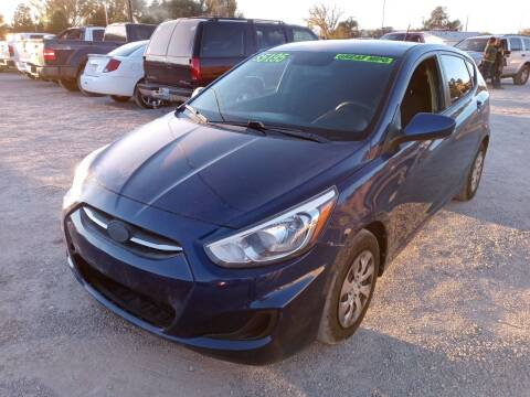 2016 Hyundai Accent for sale at Canyon View Auto Sales in Cedar City UT