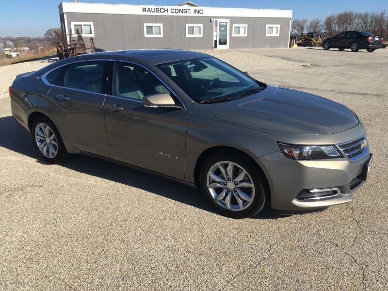 2019 Chevrolet Impala for sale at Kuhn Enterprises, Inc. in Fort Atkinson IA