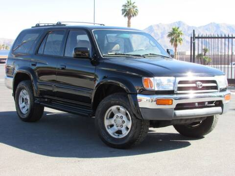 1998 Toyota 4Runner for sale at Best Auto Buy in Las Vegas NV