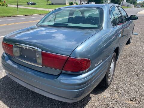 2000 Buick LeSabre for sale at Trocci's Auto Sales in West Pittsburg PA