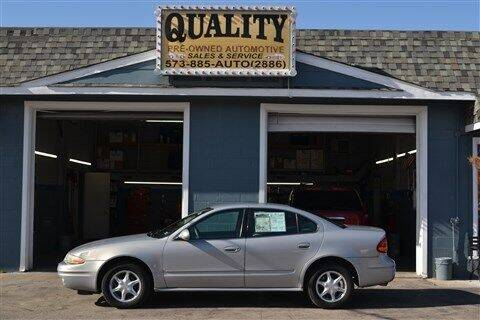 2000 Oldsmobile Alero for sale at Quality Pre-Owned Automotive in Cuba MO