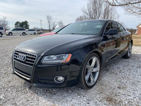 2012 Audi A5 for sale at Champion Motorcars in Springdale AR