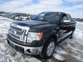 2012 Ford F-150 for sale at Cj king of car loans/JJ's Best Auto Sales in Troy MI