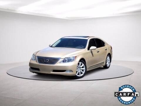 2007 Lexus LS 460 for sale at Carma Auto Group in Duluth GA