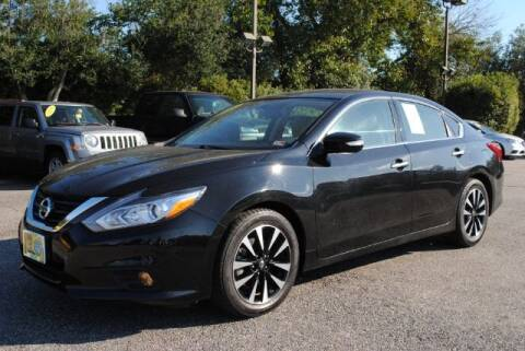 2018 Nissan Altima for sale at Shore Drive Auto World in Virginia Beach VA