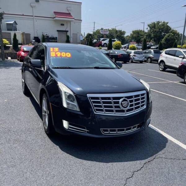 2013 Cadillac XTS for sale at Auto Bella Inc. in Clayton NC