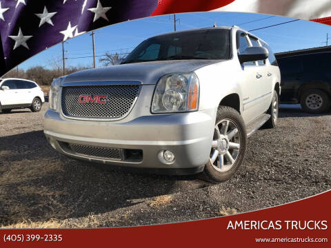 2014 GMC Yukon XL for sale at Americas Trucks in Jones OK