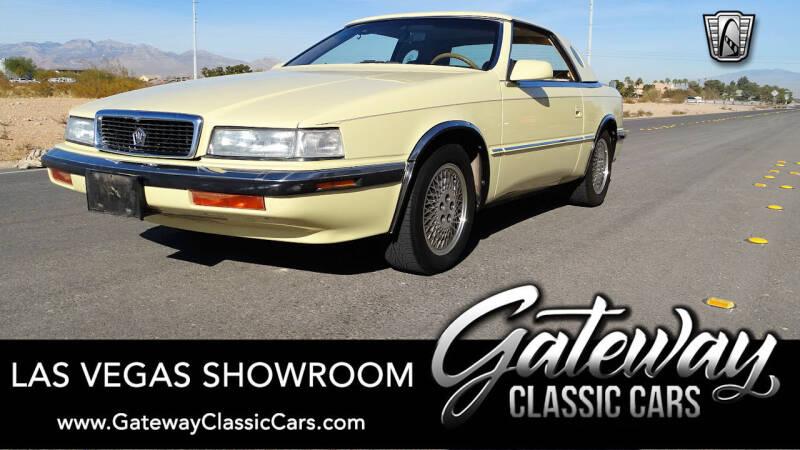 1990 Chrysler TC for sale in Las Vegas, NV