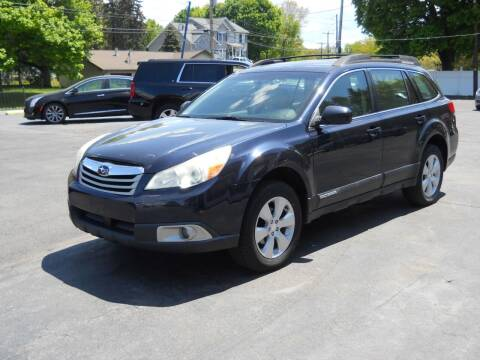 2012 Subaru Outback for sale at Petillo Motors in Old Forge PA