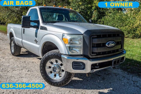 2011 Ford F-250 Super Duty for sale at Fruendly Auto Source in Moscow Mills MO