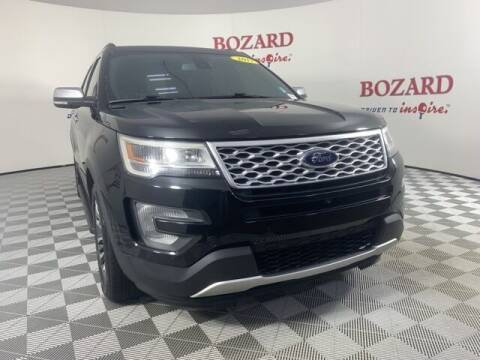 2017 Ford Explorer for sale at BOZARD FORD in Saint Augustine FL