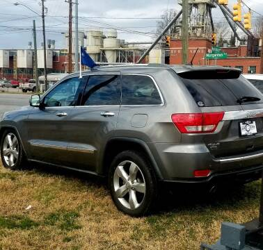 2011 Jeep Grand Cherokee for sale at Car Guys in Lenoir NC
