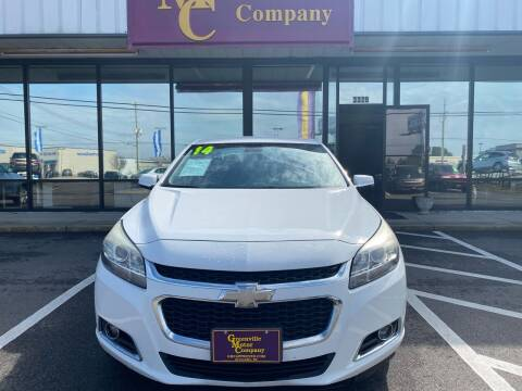 2014 Chevrolet Malibu for sale at Kinston Auto Mart in Kinston NC