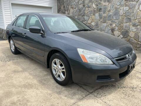 2007 Honda Accord for sale at Jack Hedrick Auto Sales Inc in Madison NC