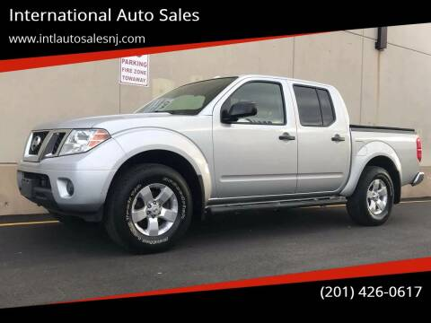 2012 Nissan Frontier for sale at International Auto Sales in Hasbrouck Heights NJ