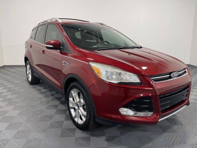 2016 Ford Escape for sale at Renn Kirby Kia in Gettysburg PA