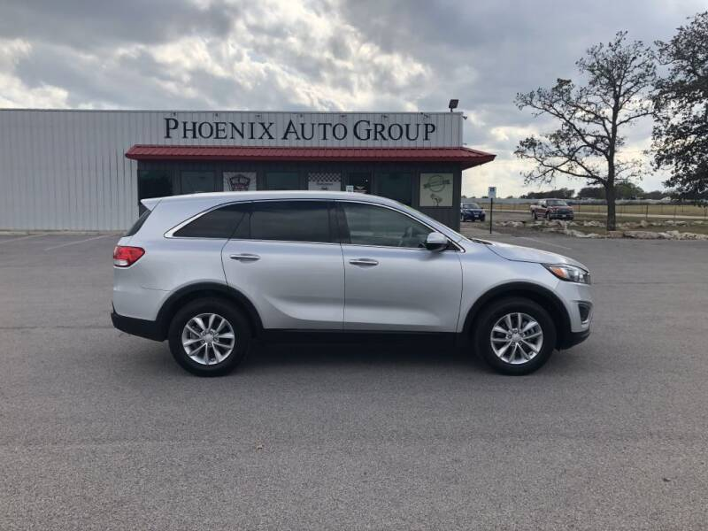 2016 Kia Sorento for sale at PHOENIX AUTO GROUP in Belton TX