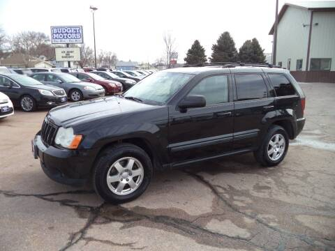 2008 Jeep Grand Cherokee for sale at Budget Motors - Budget Acceptance in Sioux City IA