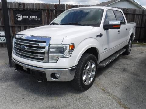 2013 Ford F-150 for sale at Triple C Auto Sales in Gainesville TX