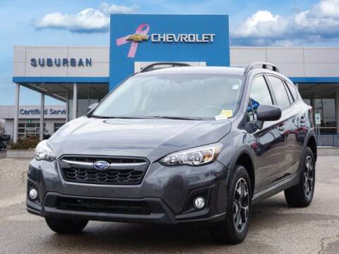 2020 Subaru Crosstrek for sale at Suburban Chevrolet of Ann Arbor in Ann Arbor MI
