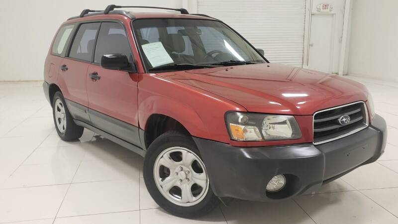 2005 Subaru Forester for sale at 1 Car For You Auto Sales in Peachtree Corners GA