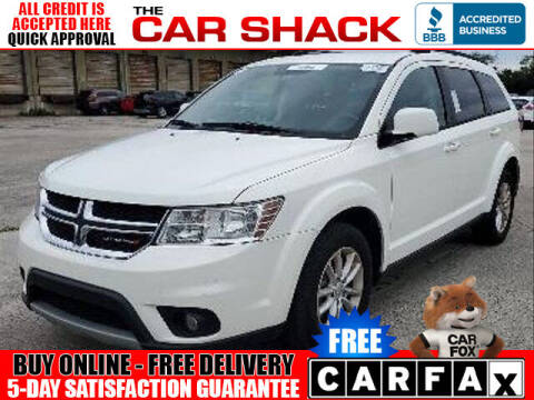 2017 Dodge Journey for sale at The Car Shack in Hialeah FL