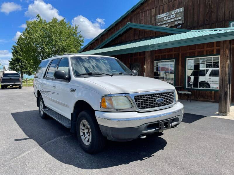 2002 Ford Expedition for sale at Coeur Auto Sales in Hayden ID