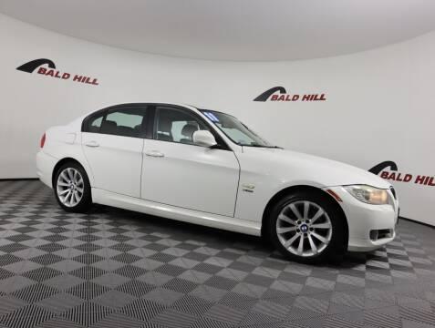 2011 BMW 3 Series for sale at Bald Hill Kia in Warwick RI