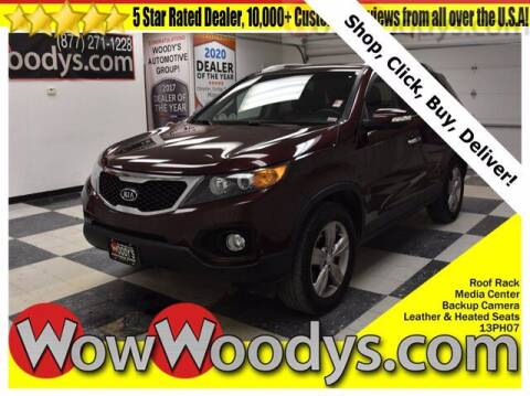 2013 Kia Sorento for sale at WOODY'S AUTOMOTIVE GROUP in Chillicothe MO
