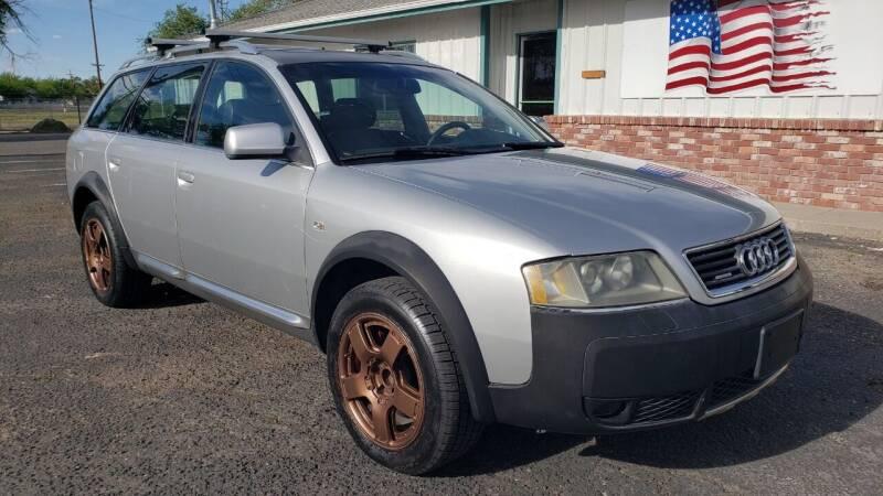 2002 Audi Allroad for sale in Fallon, NV