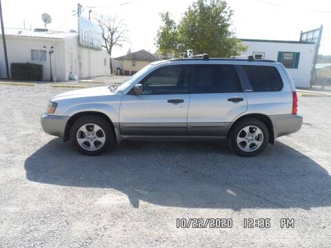 2004 Subaru Forester for sale at Town and Country Motors in Warsaw MO