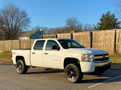 2008 Chevrolet Silverado 1500 for sale at Superior Wholesalers Inc. in Fredericksburg VA