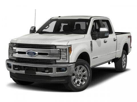 2017 Ford F-250 Super Duty for sale at Mike Murphy Ford in Morton IL