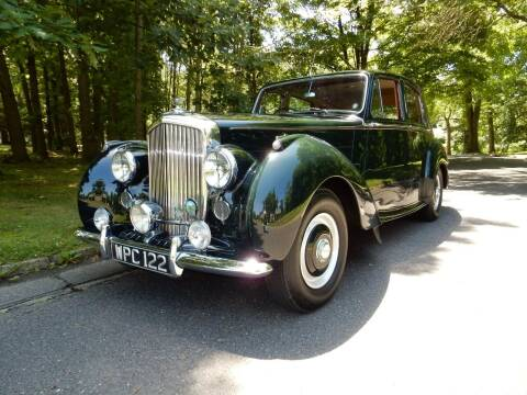 1955 Bentley R-Type for sale at PALMA CLASSIC CARS, LLC. in Audubon NJ