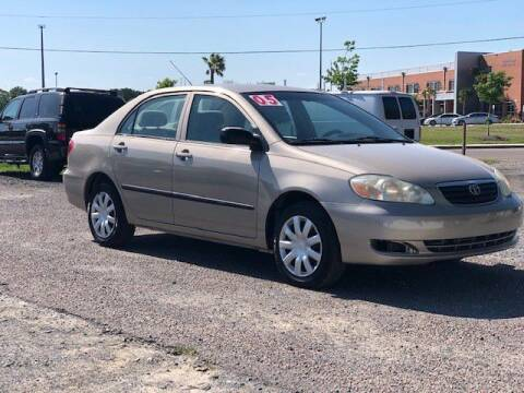2005 Toyota Corolla for sale at Harry's Auto Sales, LLC in Goose Creek SC