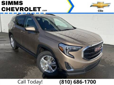 2018 GMC Terrain for sale at Aaron Adams @ Simms Chevrolet in Clio MI
