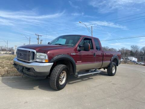 2004 Ford F-350 Super Duty for sale at Xtreme Auto Mart LLC in Kansas City MO