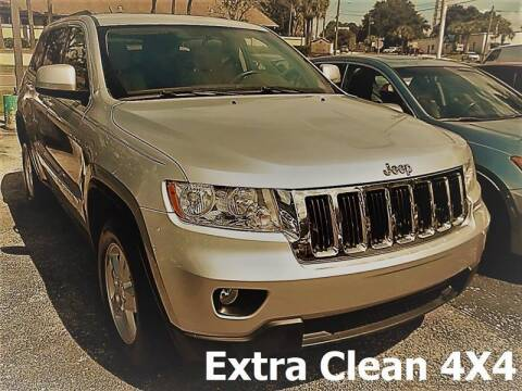 2012 Jeep Grand Cherokee for sale at PJ's Auto World Inc in Clearwater FL