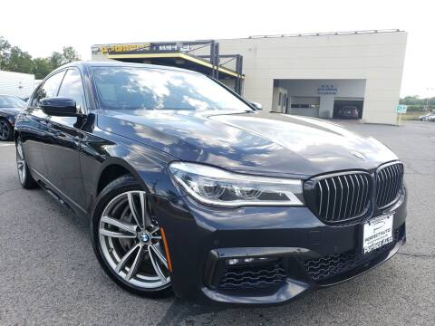 2018 BMW 7 Series for sale at Perfect Auto in Manassas VA